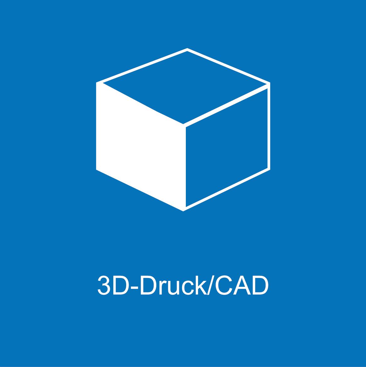 Weiterbildung - 3D-Druck/CAD