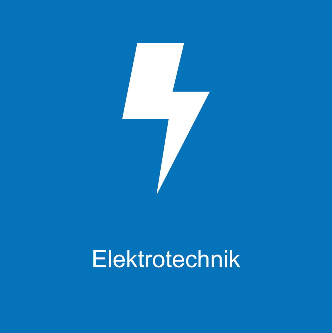 Weiterbildung - Elektrotechnik
